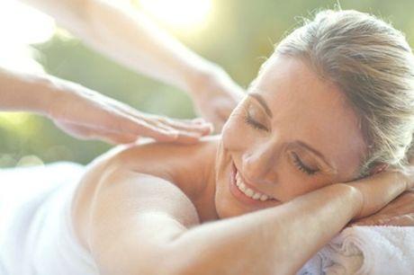 60 oder 90 Minuten Lomi-Lomi-Nui-Massage bei Lomizentrum, Praxis am Wasserturm(bis zu 35% sparen*)