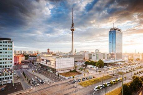 Entdecker-Stadt-Rallye nach Wahl für 2 oder 4 Personen bei Berlin Stadtrallyes Kulturerleben (bis zu 52% sparen*)
