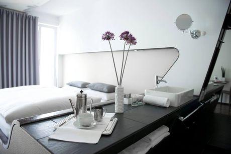 Nyd en miniferie på cool designhotel ved Kurfürstendamm. Få 2, 3 eller 4 nætter centralt på det populære Q! Hotel inkl. morgenmad og fitness