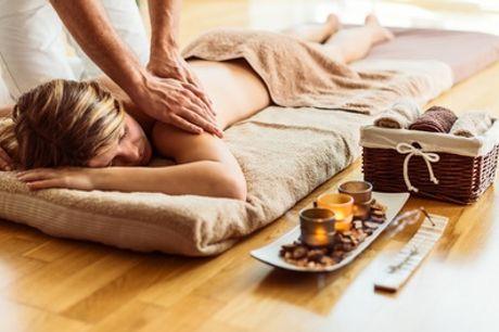 25-Minute Back, Neck and Shoulder Massage at The Natural Skinn Company