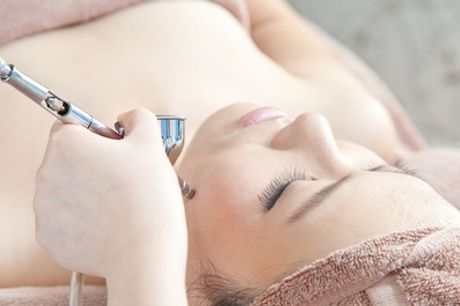 Microdermabrasion, CACI Facial or Both at Springfield Clinic
