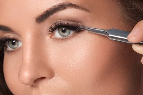 LVL Eyelash Lift with Optional Tint, Brow Shape and Tint at Yorkshire Beauty