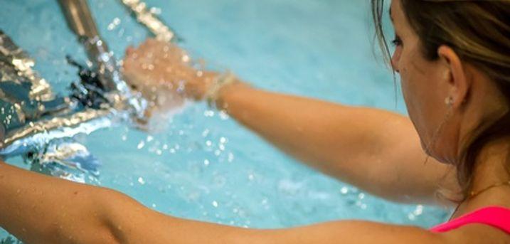 Pass accès heures creuses de 3 séances de 45 minutes pour 1 personne à Swim in the City