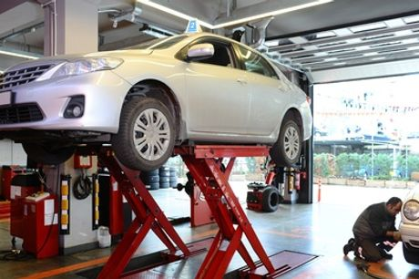 Complete Vehicle Health Check-Up or Minor Service at London Motor Sports (Up to 61% Off)