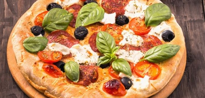 Comedy Night with Pizza and Drink for Two or Four at Covent Garden Comedy Cellar