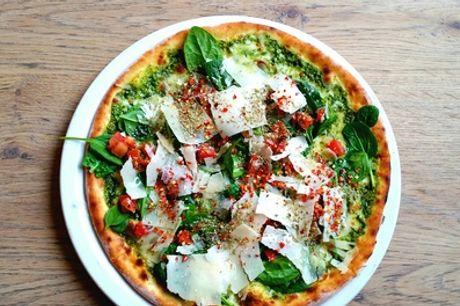 Menu da asporto con pizza e bevanda a scelta per 2 o 4 persone da Strapizzami (sconto fino a 13%)