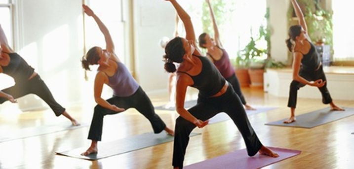 Five or Ten Fitness Classes for One or Two at Impact Health & Fitness