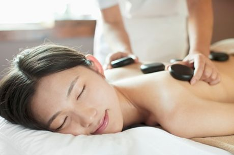 One-Hour Full-Body Hot-Stone Massage at Beauty by Allana