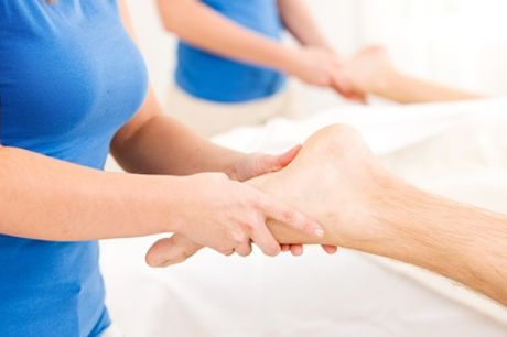 One-Hour Session of Reflexology at Daioni Therapies