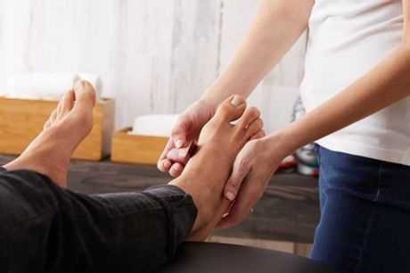 40-Minute Reflexology Session at Beauty by Allana