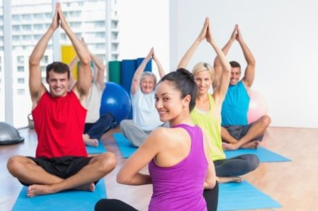 Two Yoga Classes or Five-Week Yoga Class Pass at Nic Sko Yoga