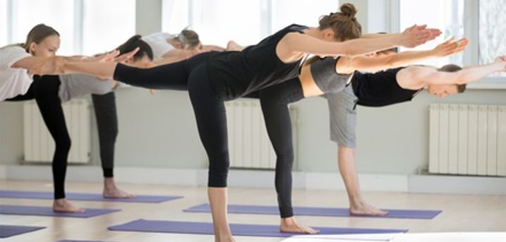 Ten Sessions of Yoga or Pilates for One or Two at Yoga Chew Valley