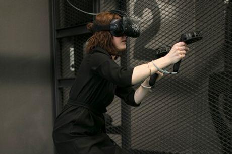 1h de jeux en réalité virtuelle pour 1 à 4 personnes au Virtualtime