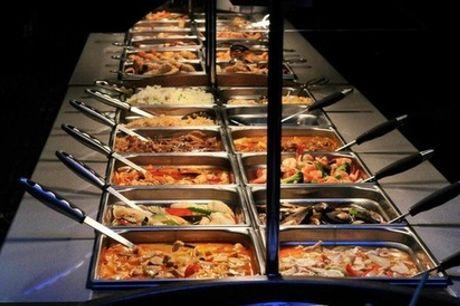 Buffet à volonté pour 1, 2, 3 ou 4 personnes au restaurant La Rose De Sommerard