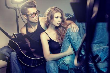 Shooting photo en solo, en duo ou en famille avec maquillage pro pour 1 et photos HD avec Julien Dupraz