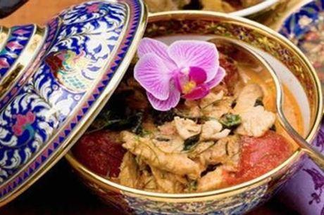 Entrée, plat, dessert avec accompagnement pour 2 ou 4 personnes chez La Rose De Sommerard