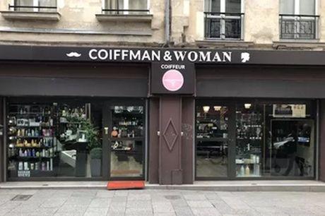 Formules capillaires au choix, au salon Le Coiff Man & Woman