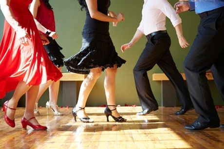 Six-Week Salsa Course for Beginners or Improvers for One Person or Couple at Latin Explosion Salsa