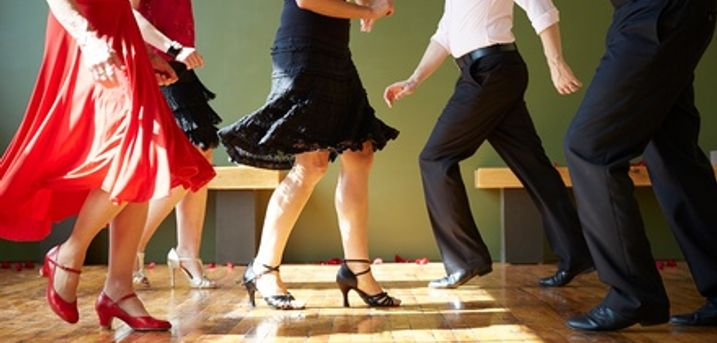 Five One-Hour Salsa Lessons for One or Two at Salsa Chillout