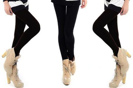 Pack de 3 o 5 leggings térmicos
