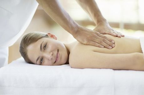 Pamper Package for One or Two at Organic Treatment Company