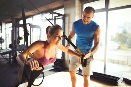 One-, Three- or 12-Month Gym Membership at Motive8 North