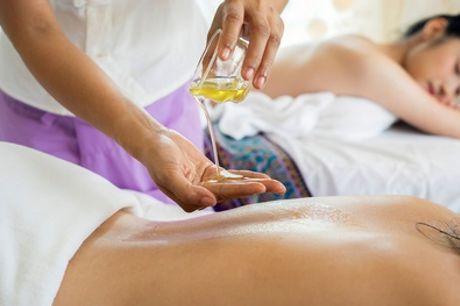 Ritual de masaje relajante en pareja de 30 o 60 minutos en Feng Ge Masajes y Belleza (hasta 61% de descuento)