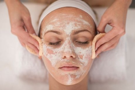 One-Hour Facial Package with Massage at Anahata Well-being Studio