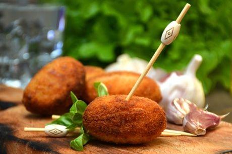 Hasta 2 kilos de croquetas a elegir entre más de 20 sabores desde 5,95 € en Las Crocketas de Ales