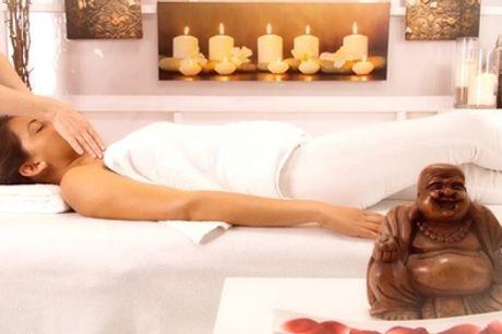 Un masaje a elegir de 50 u 80 minutos de duración en La Belleza Del Masaje (con 50% de descuento)