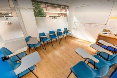 5, 10 o 15 clases grupales de conversación en inglés desde 12 € en ULIC Centre