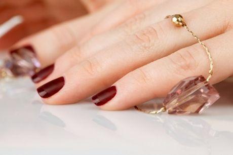 Shellac Manicure, Acrylic Nails or Both at Tandis Hair & Beauty