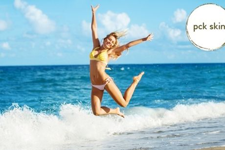 Laser Hair Removal: Six Sessions on a Small, Medium, Large or Extra Large Area at PCK Skin