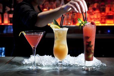 Starters en Mojito cocktails voor 2, 4, 6 personen