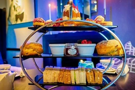 Contemporary or Prosecco Afternoon Tea with Amuse Bouche for Two at Ventana Grand Cafe