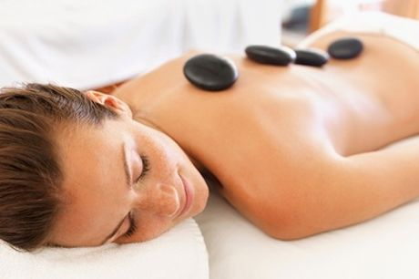 One-Hour Hot Stone or Aromatherapy Massage with Optional Facial at Amy Sargeant Specialist Beauty Clinic