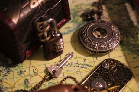 One-Hour Escape Room Game for Six at Escape Game Brighton