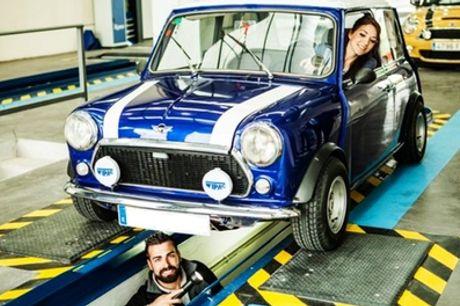 ITV con tasas incluidas para vehículos de gasolina, diésel o motocicletas en ITV A-42 (hasta 42% de descuento)