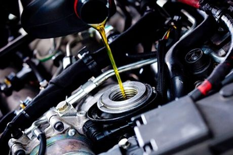 Oil and Filter Service Plus 28-Point Inspection at Re-Tyred