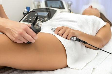 One, Two or Three Sessions of Ultrasonic Cavitation at Transformations Beauty Group