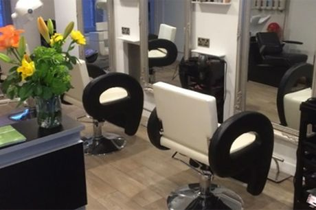 Restyle, Wash, Cut or Blow-Dry, or Highlights or Colour with Senior Stylist at Elegance Hair Brighton