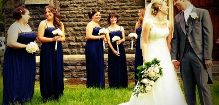Four-, Six- or Eight-Hour Wedding Photography Package with Images at White Elephant Photography
