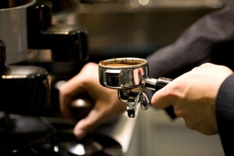 90-Minute Barista Introduction Training for One or Two at Brighthelm Centre
