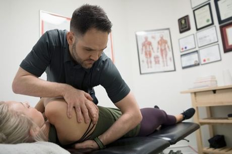 Chiropractic Consultation and One or Two Treatments at Healthy Spine Chiropractic