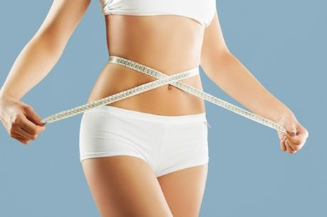 Three Sessions of Laser Lipolysis with Two Slim Tech and One Power Plate Treatment at Healthy Vibes Fitness