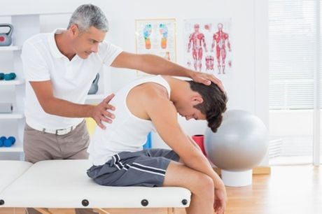 Chiropractic Consultation, Exam and Two Treatments at Pim Chiropractic Clinic