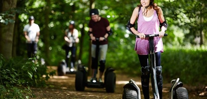 Choice of 60-Minute Segway Experience for Two with Segway Events, 13 Locations