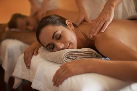 Masaje relajante en pareja en Vanessa Ortiz Centro de Estética y Medicina Avanzada (hasta 57% de descuento)