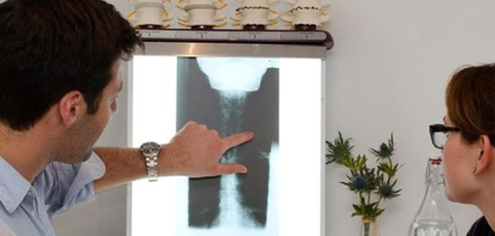 Chiropractic Consultation with One or Two Treatment Sessions at The Chiropractic Centre