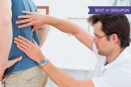 Chiropractic Consultation, Treatment and Massage at The House Clinics, Three Locations